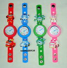 ROBOCAR POLI JIBBITZ BAND WATCH  & 2 CHARMS, BRAND NEW