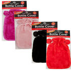 2 LITRE HOT WATER BOTTLE WARM INSULATED COVER SNUGGLE SOFT THERMAL WARM WINTER