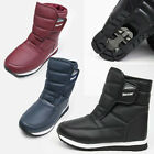 sbd0835 none skid winter fur snow boots Made in korea