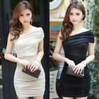 Fashion Sexy Womens Casual Dress Sleeveless Club Cocktail Evening Party Dress