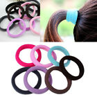 Cute Women Girl Elastic Hair Band Rope Ring Scrunchie Ponytail Holder Colorful