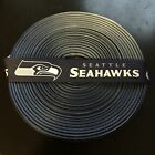 "7/8"" Seattle Seahawks Blue Grosgrain Ribbon by the Yard (USA SELLER!) $4.85 USD on eBay"