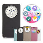 Tide Quick Circle Window Leather Flip Case Cover for LG G3 D850 D851 D855 F460