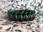 Queens Lancashire Regiment 550 Paracord Survival Bracelet / Dog Collar QLR