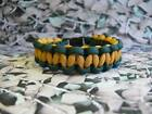 Devon And Dorset 550 Paracord Survival Bracelet / Dog Collar