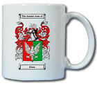 ELSON COAT OF ARMS COFFEE MUG