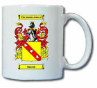 BANWELL COAT OF ARMS COFFEE MUG