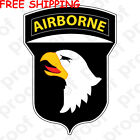 FREE SHIPPING US ARMY UNIT 101ST AIRBORNE DIV. SHIELD COL STICKER MAGNET