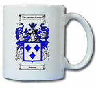 HASSON COAT OF ARMS COFFEE MUG