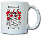 WICKERS COAT OF ARMS COFFEE MUG