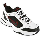 Brand New Nike Air Monarch IV (4) Mens Sneakers (Multiple Sizes) White / Black / Red