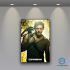 The Walking Dead Daryl Dixon Maxi Poster Laminated or Framed FP3079
