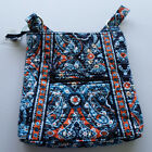 NEW Vera Bradley Hipster Crossbody Shoulder Bag Katalina Blues Marrakesh NWT