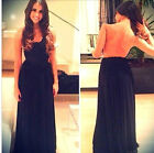 Celebrity Woman's Sexy Bodycon ballgown Club Party Pageant Cocktail Long Dresses