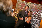 "SEQUINS PHOTOGRAPHY BACKDROP 60""X108"" 9ft DRAPE PANEL CURTAIN SPARKLY STUDIO"