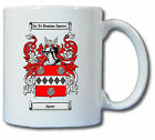 APSEY COAT OF ARMS COFFEE MUG