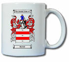 BARWELL COAT OF ARMS COFFEE MUG