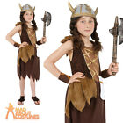 Girls Viking Childrens Costume Child Book Week Fancy Dress Outfit