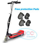 New Electric E Scooter Ride on Rechargeable Battery Height Adjustable 120W 24V <br/> Latest Design✔ UK Stock Fast Delivery✔ Brand New✔