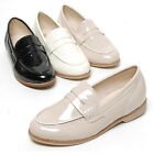 2scd0890 enamel basic slip-on Loafer Made in korea