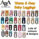 Baby Leggings, tights, pants, boys & girls, cosy & warm