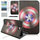 IN USA for Samsung GALAXY Tab 4 7.0 T230 T231 cartoon PU leather case covers KID