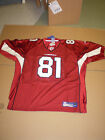 ARIZONA CARDINALS ANQUAN BOLDIN THROWBACK ONFIELD FOOTBALL JERSEY   NEW W/TAGS $25.0 USD on eBay