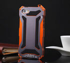 Transformers For iPhone 7 6 6s& Plus SE Extreme Aluminum Armor Duty Cover Case