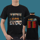 Def Leppard Tesla Styx On This Summer Tour Date 2015 Tee T - Shirt S M L XL XXL