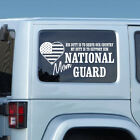 His Duty Is To Serve Our Country My Duty - Vinyl Decal - Car Decal - CF042