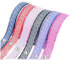 "16mm 5/8"" 25mm 1"" Lace Grosgrain Ribbon All Occasions Eco Premium CLEARANCE"