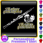 Oboe Play For A Pint - Personalised Music T Shirt 5yrs - 6XL by MusicaliTee