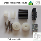 Greenhouse Door Wheels, Sliding Runners for Halls, AGL & Gardman Spare Parts