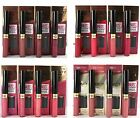 MAX FACTOR Lipfinity Lipstick X 2. 18 SHADES TO CHOOSE rrp $30.95 pink red brown