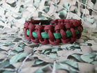 3 Parachute Regiment 550 Paracord Survival Bracelet / Dog Collar Military 3 PARA