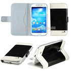 Card Flip Wallet PU Leather Stand Case Cover Pouch For Samsung Galaxy S4 i9500