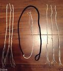 Bullwhip Whip Spare  Fall Kit plus String Cracker Poppers, You PICK your CHOICE