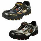 Boys Skechers Trainers - Race Car 90353