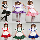 New Cosplay Costume sexy servant beer wench Maid Outfits Party dress Set apron