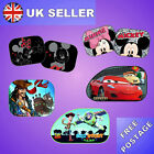 2x Disney Car Sun Shade UV Kids Baby Children Window Visor New