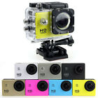 12MP HD 1080P Bicycle Helmet Mini Sports DV Action Waterproof Car Camera Tide