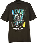 Fly Racing Toddler MX Live for Moto T-Shirt Black 2T-4T