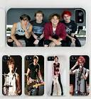 5 SECONDS OF SUMMER CLIP ON MOBILE PHONE COVER ASHTON/CALUM/LUKE/MIKEY/GROUP