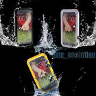 Waterproof Shockproof DirtProof Durable Case Cover for LG Optimus G2 LS980 D800