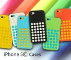 Slim Fit Design Soft Feel Silicone Dot Case Cover For Apple iPhone 5C