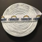 "7/8"" San Diego Chargers Full Logo Grosgrain Ribbon by the Yard (USA SELLER!)"