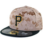 Pittsburgh Pirates Alternate 3 (Digital Desert Camo) New Era 5950 On Field Hat