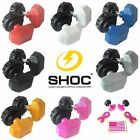 SHOC Visor Quick Connection Clips for Football/Lacrosse Helmets