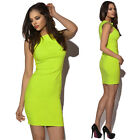2015 Fashion Women Evening Party Pencil Mini Bodycon Dress PLUS Cocktail Dresses
