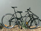New Single Speed Fixed Gear Fixie Commuter Bike Mojo Bike Messenger